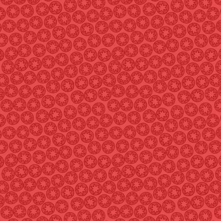 Red Winter Star
