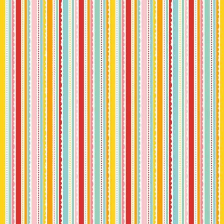 Happy Stripes Multi