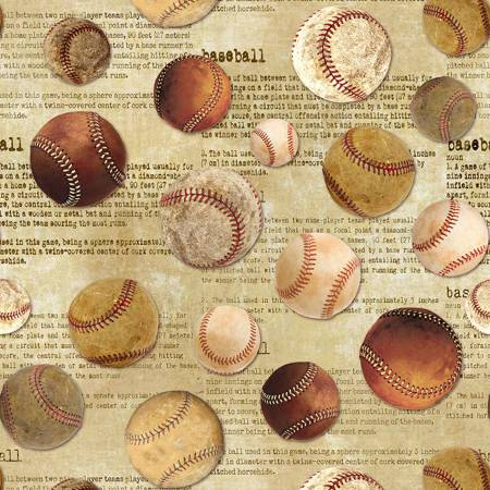 Vintage Sports Baseballs