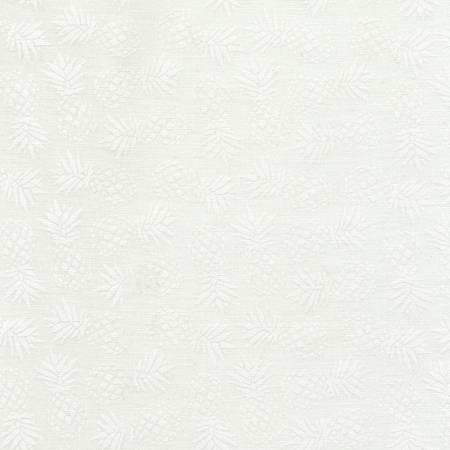 White on White Pineapples