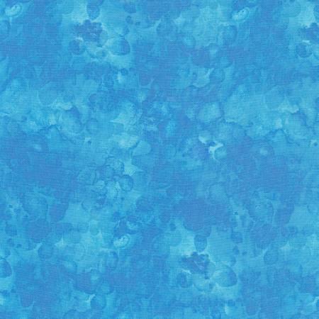 Solid-ish Watercolor Texture Aqua