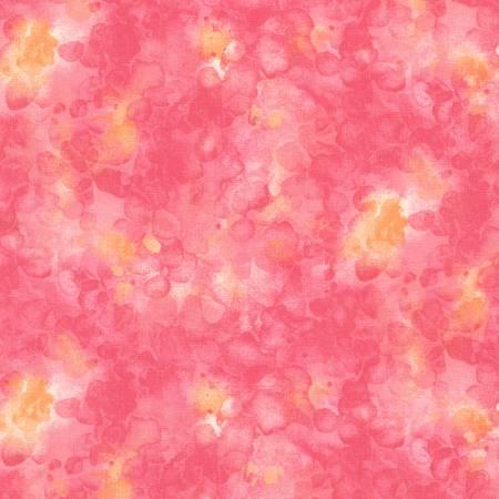 Solid-ish Watercolor Texture - Fuchsia