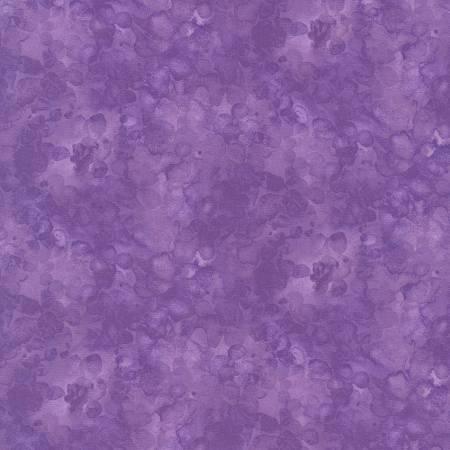 Solid-ish Watercolor Texture Iris