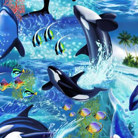 sea Life Vacation - Wave Sealife
