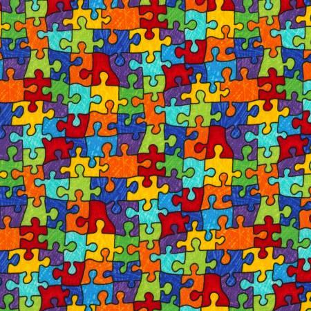 Brite Puzzle Pieces