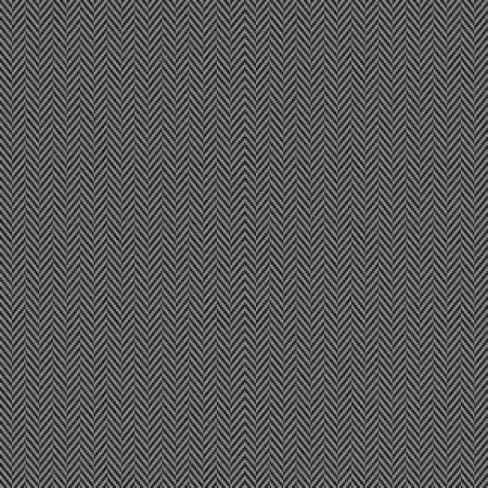 Plaids Herringbone Black