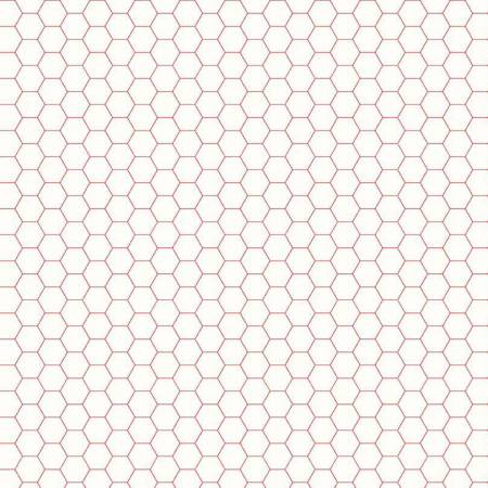 Bee Backgrounds Honeycomb Red