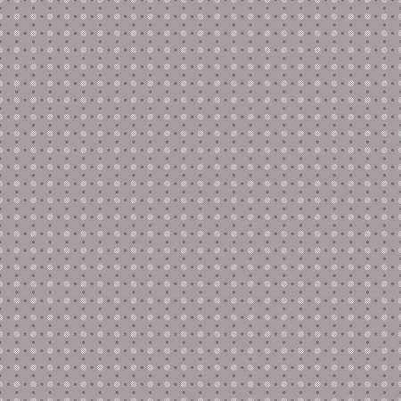 Bee Basics Polka Dot Gray