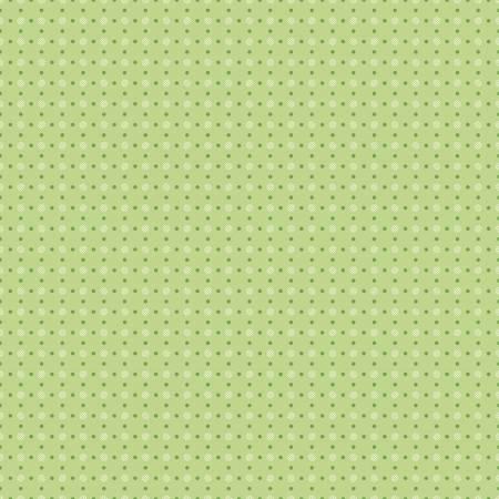 Basics Polka Dot Green