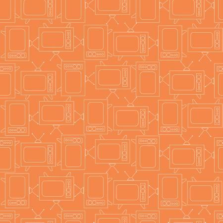 Basics Tv Orange