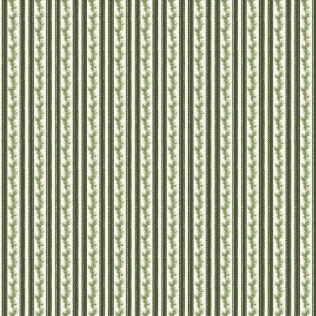 Anne Stripe Green