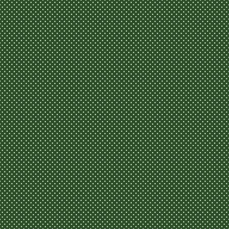Anne Swiss Dot Green