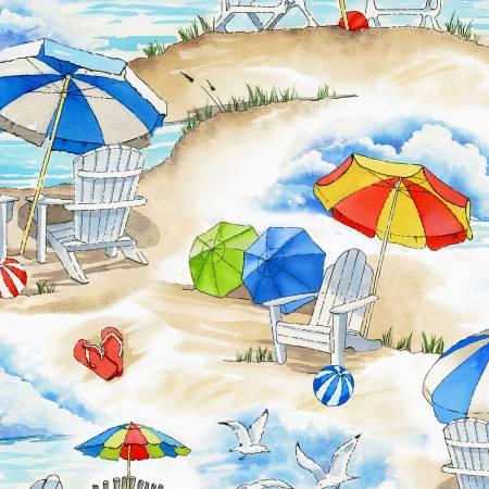 Beach-Sand Scenic