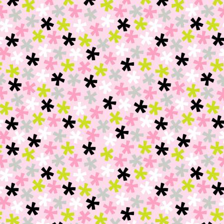Meow Asterisk Pink