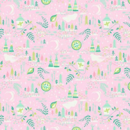 Neverland Lantern Pink