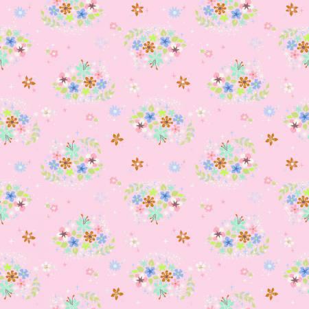 Neverland Star Flower Pink C6574