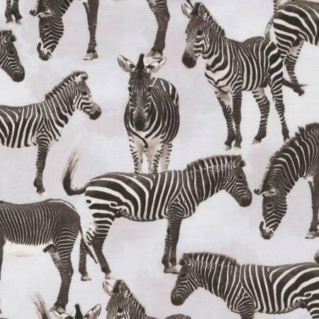 On Safari - Zebra - 1pc - 1m/39.5in
