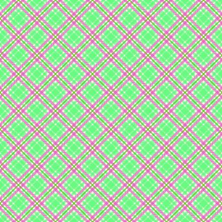 Prim Plaid Mint