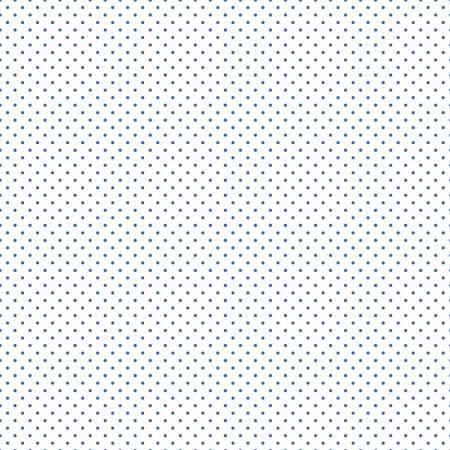 Swiss Dot On White Color Denim C660R-DENIM