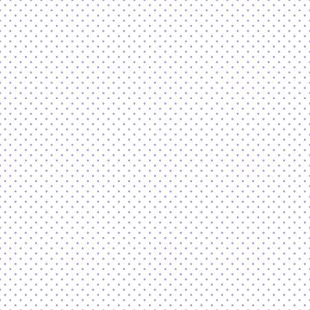 Swiss Dot On White Color Lavender
