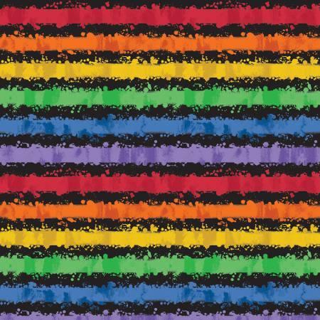 Crayola Art Box Stripe Black
