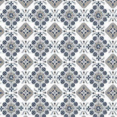 Charming Medallion Taupe