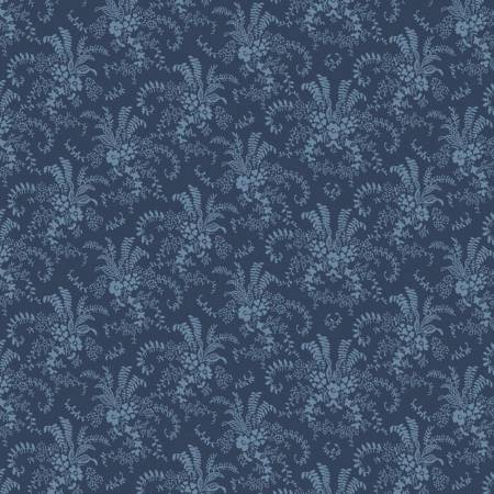 Charming Bouquet Navy