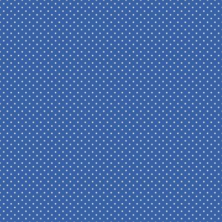 Swiss Dot Color Denim