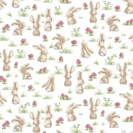 Camp Cricket - Curious Bunnies