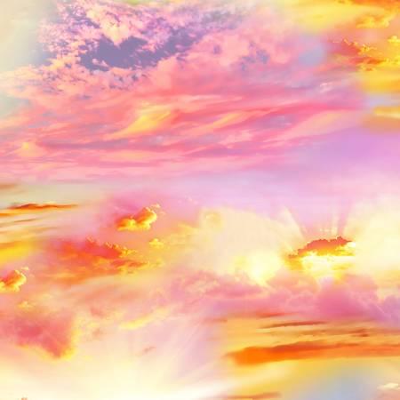 Desert Trip Sunset Sky