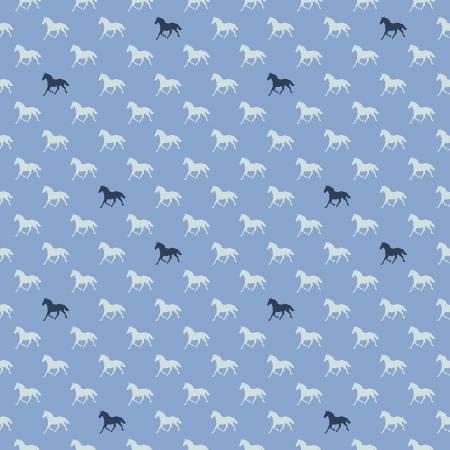 DERBY HORSES NAVY c6874