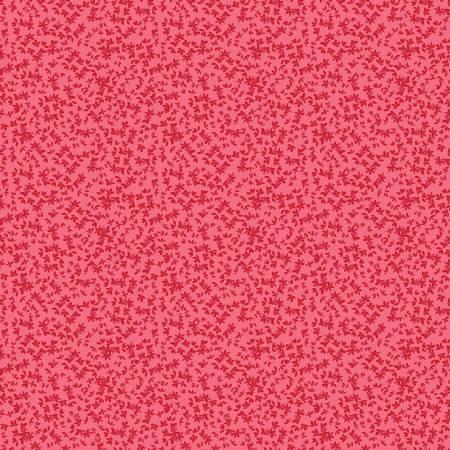 Farmhouse Floral - Petals Red