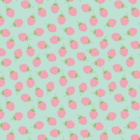 Butterflies Strawberries - MINT