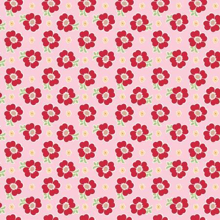 Bake 2 Floral Pink