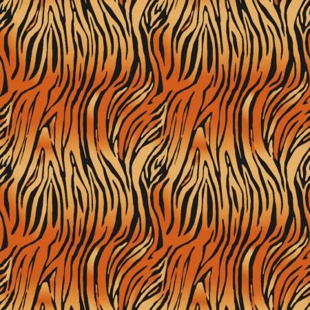 Animal Kingdom Bengal Orange
