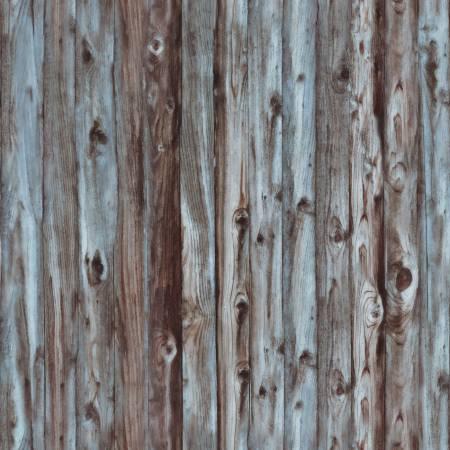Horses Fence Gray