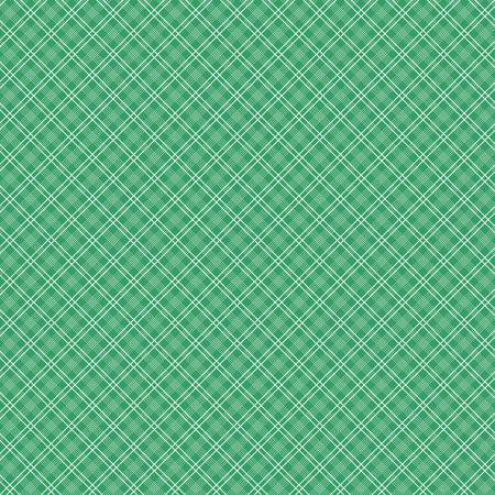 SUNNYSIDE PLAID GREEN