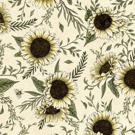 Natural Sunflowers