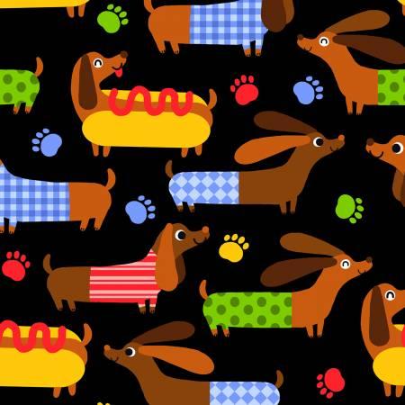 Black Hot Dog TT042520