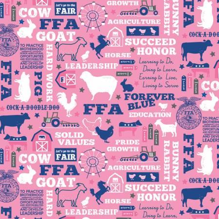FFA Main Pink