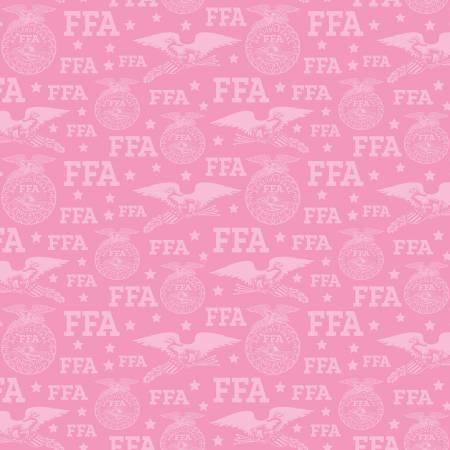 FFA Logo Pink