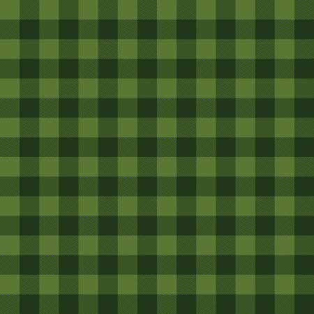 Christmas Delivery Plaid Green