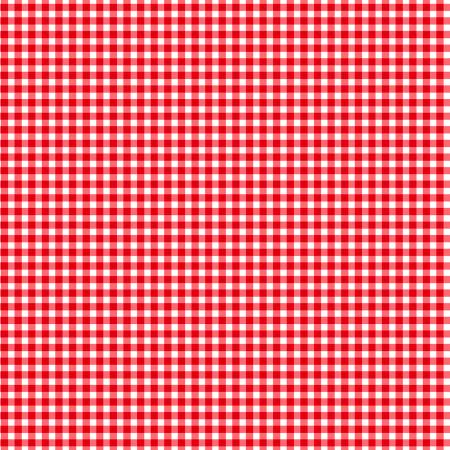 Timeless Treasures Red Gingham