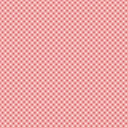 Autumn Love Polka Dots Pink