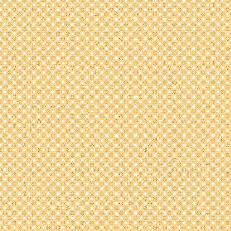 Autumn  Polka Dots Yellow