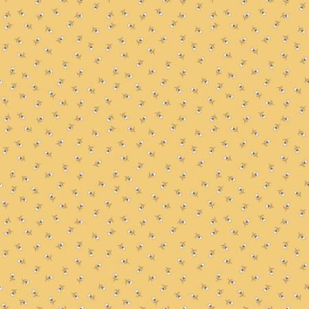 :Riley Blake Autumn  Blossom Yellow - C7369