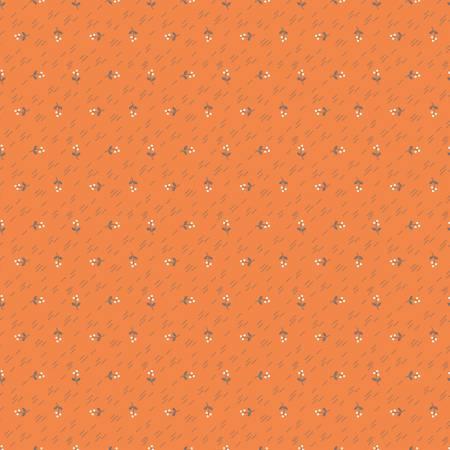 :Riley Blake Autumn  Berries Orange - C7371