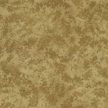 Taupe Tonal Floral