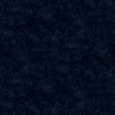 London Blues - Stamped Texture - Navy