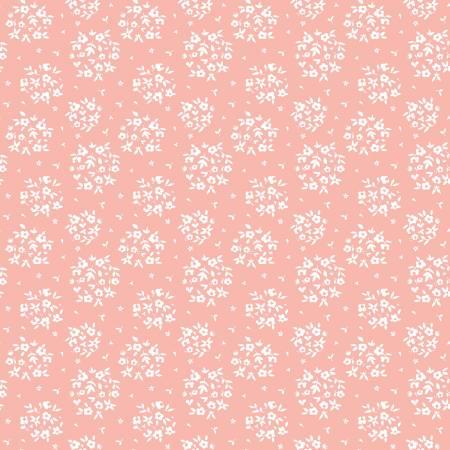 Summer Blush Puff Pink